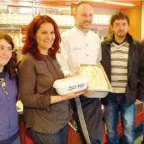 Concorso glaciale: vince il gusto Mascarpone con Mandorle