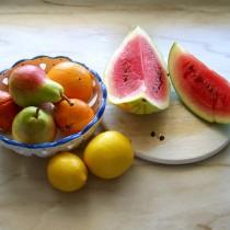 Estratto di frutta fresca?