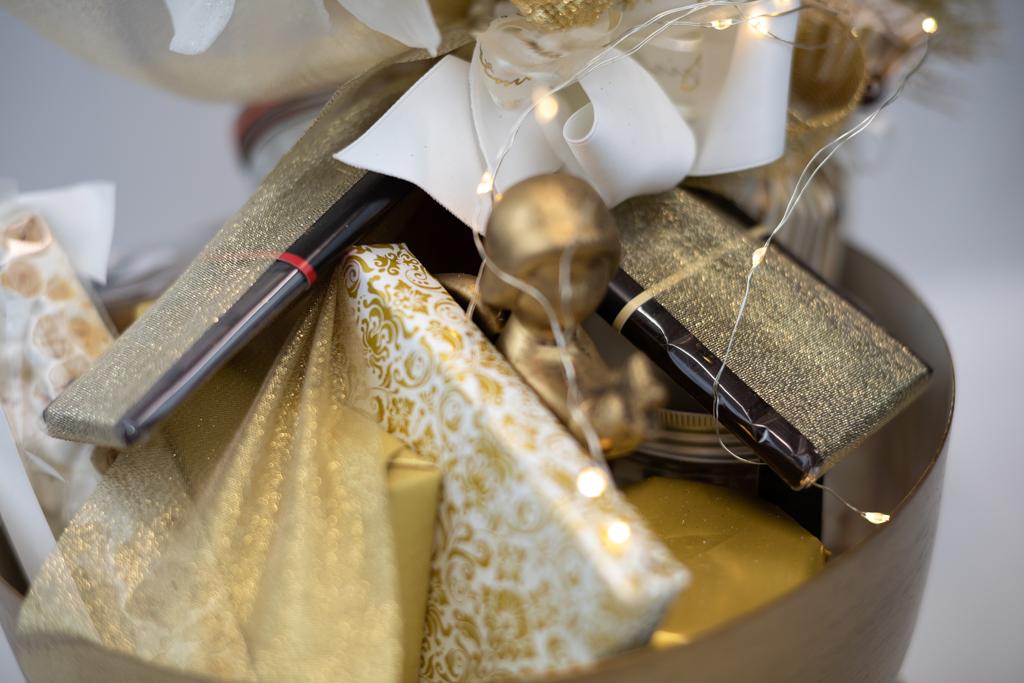 Dettaglio Confezioni Regalo Natale 2020